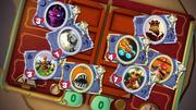 Skystones Overdrive Game's Skystones