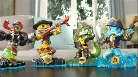 Official Skylanders SWAP Force OUT NOW TV-Trailer (Deutsch German)