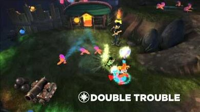 Meet the Skylanders Double Trouble (extended)