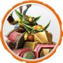Shrednaught Villain Icon