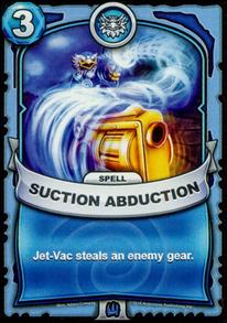 Suction Abductioncard