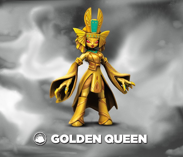 Golden Queen | Skylanders Wiki | FANDOM powered by Wikia