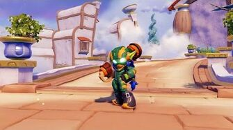 Meet the Skylanders SuperChargers Super Shot Stealth Elf-0
