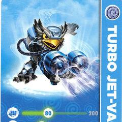 Carta de Turbo Jet-Vac