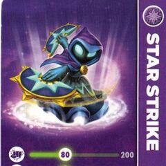 Carta de Star Strike