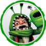 Chompy Mage Villain Icon