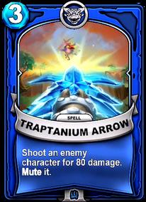 Traptanium Arrowcard