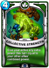 Collective Strengthcard