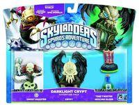 Skylanders Adventure Pack - Darklight Crypt1