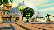 Skylanders Trap Team Villain Broccoli Guy