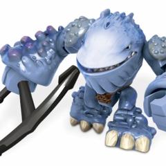 Figura de Mega Bloks de Thumpback