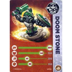 Carta de Doom Stone