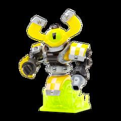 Figura de Megabloks de Nitro Magna Charge
