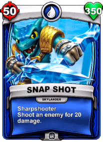 Special Ability - Sharpshootercard