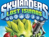 Skylanders: Lost Islands