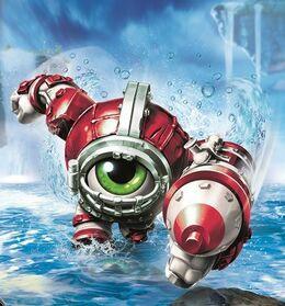 Missile-Toe Dive-Clops