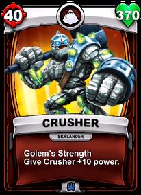 Golem's Strengthcard