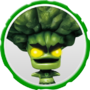 Broccoli Guy Villain Icon
