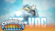 Meet the Skylanders LightCore Jet-Vac l Skylanders Giants l Skylanders