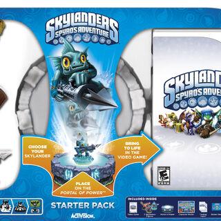 Pack de inicio de la versión consola