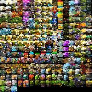 Transparent Universe Icons
