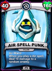 Air Wand - Habilidad especial - Engranecard