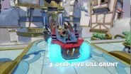 Deep Dive Gill Grunt
