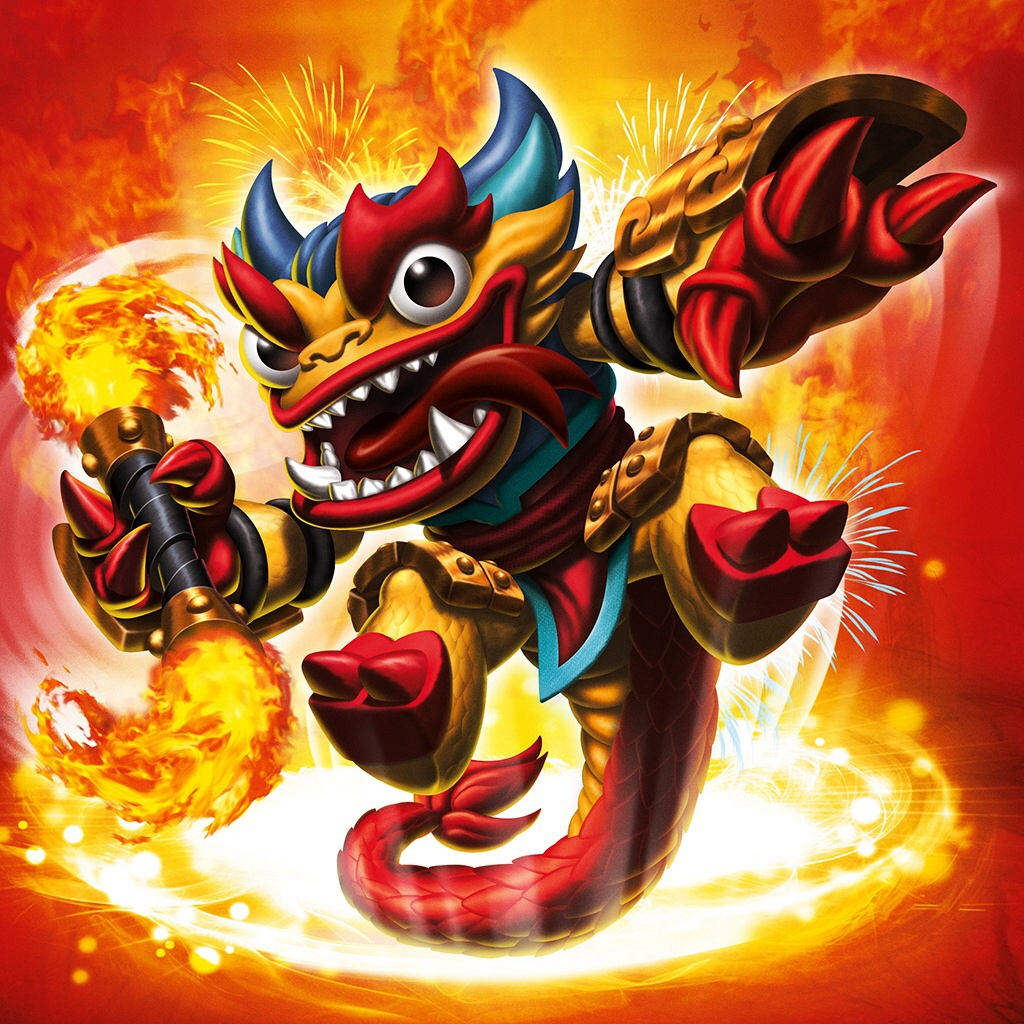 Fire Kraken | Skylanders Wiki | FANDOM Powered By Wikia