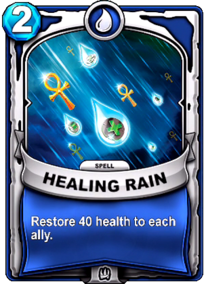 Healing Raincard