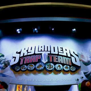 E3 2014 - Skylanders Trap Team - 1