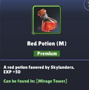RedPotion Medium