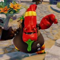 Chef Pepper Jack evolucionado