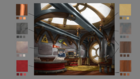 Spyro's Room Concept Art by Martin Bailly