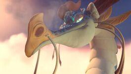 Dragon Respiranubes