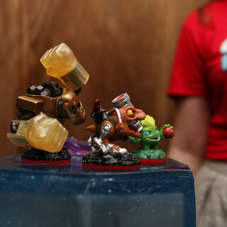 E3 2014 - Skylanders Trap Team - 5