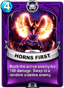 Horns Firstcard
