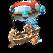 Town Flynn Ship