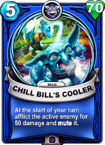 Chill Bill's Cooler - Reliccard