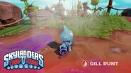 Meet the Skylanders Gill Runt l Skylanders Trap Team l Skylanders
