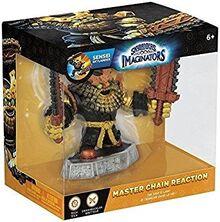 Master chain reaciton in box