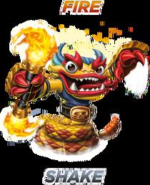Fire Shake