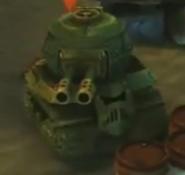 Tanque trol modelo 31