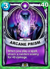 Arcane Prism - Reliccard