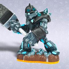 Figura de Granite Crusher