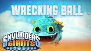Meet the Skylanders Series 2 Wrecking Ball l Skylanders Giants l Skylanders