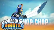 Meet the Skylanders Series 2 Chop Chop l Skylanders Giants l Skylanders-1