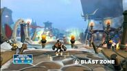 Skylanders Swap Force - Meet the Skylanders - Blast Zone (Blast and Furious)