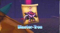 ♪♫ BLASTER-TRON - Villain Theme Skylanders Trap Team Music