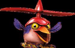 Buzzer Beak