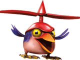 Buzzer Beak (villano)